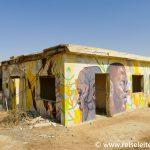 Portrait von Bashir, Bewohner Jerichos und Mitarbeiter in Kalia